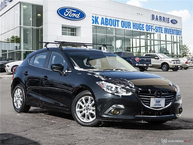 2014 Mazda Mazda3 Sport GS-SKY (Stk: 6445A) in Barrie - Image 1 of 27