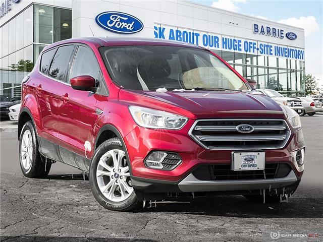 2017 Ford Escape SE (Stk: T1635A) in Barrie - Image 1 of 25