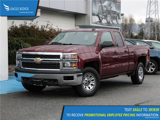 2015 Chevrolet Silverado 1500 LS (Stk: 159447) in Coquitlam - Image 1 of 13