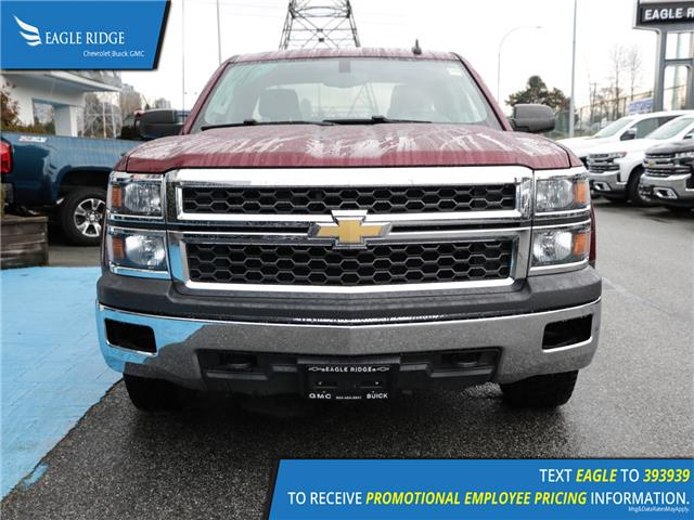 2015 Chevrolet Silverado 1500 LS (Stk: 159447) in Coquitlam - Image 2 of 13