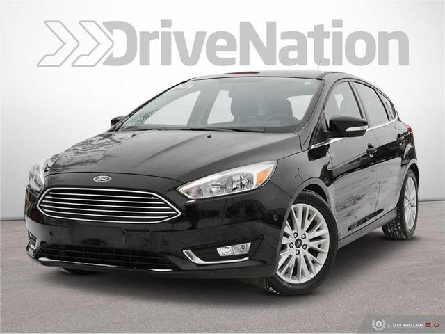 2016 Ford Focus Titanium (Stk: F664) in Saskatoon - Image 1 of 27