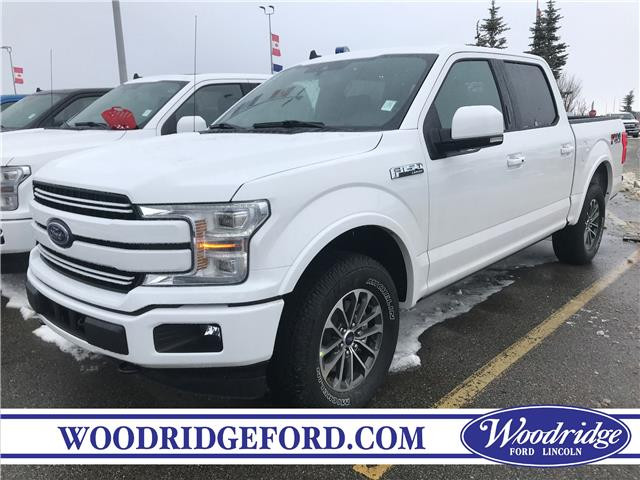 2020 Ford F-150 Lariat (Stk: L-149) in Calgary - Image 1 of 5