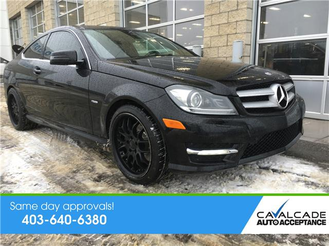 2012 Mercedes-Benz C-Class Base (Stk: R60326) in Calgary - Image 1 of 19