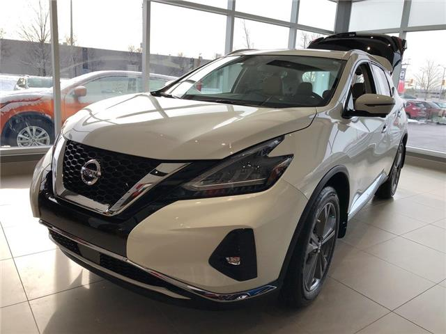 2020 Nissan Murano Platinum (Stk: N20366) in Guelph - Image 1 of 13