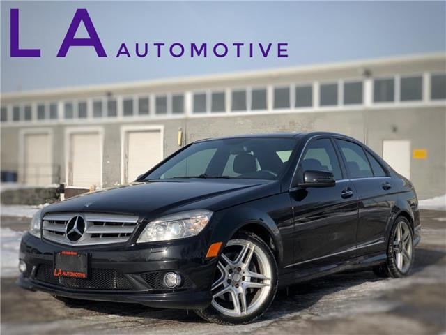 2010 Mercedes-Benz C-Class Base (Stk: 3228) in North York - Image 1 of 25
