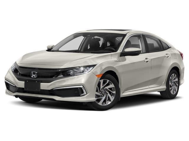 2020 Honda Civic EX (Stk: 0002393) in Brampton - Image 1 of 9