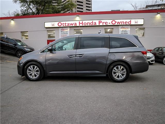 2015 Honda Odyssey EX-L (Stk: H7899-0) in Ottawa - Image 1 of 24