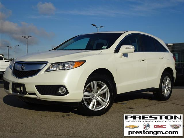 2015 Acura RDX Base (Stk: X27823) in Langley City - Image 1 of 27