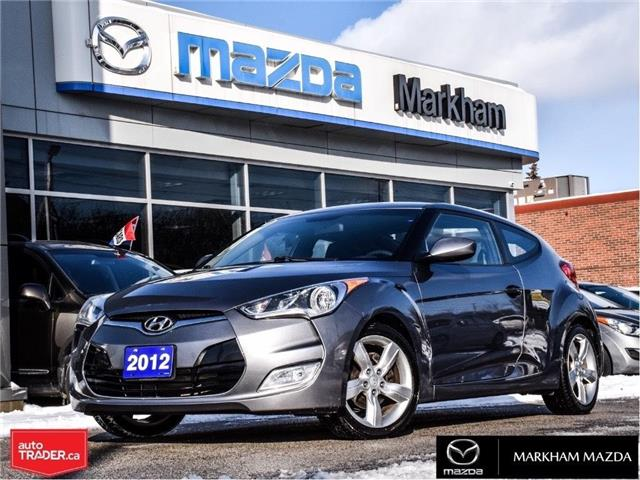 2012 Hyundai Veloster  (Stk: D190287A) in Markham - Image 1 of 25