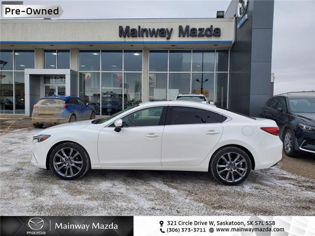 2016 Mazda MAZDA6 GT (Stk: M19179A) in Saskatoon - Image 1 of 25
