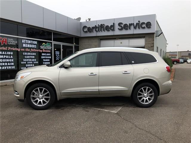 2016 Buick Enclave Leather (Stk: DK443A) in Blenheim - Image 1 of 17