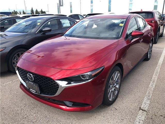 2019 Mazda Mazda3 GT (Stk: LM9165) in London - Image 1 of 5