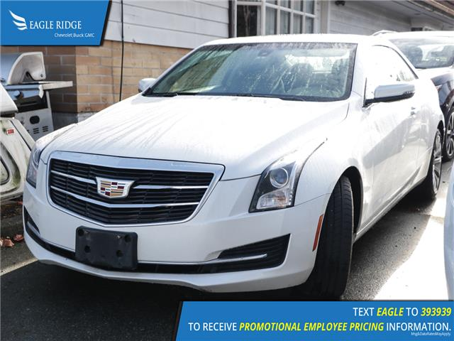 2015 Cadillac ATS 2.0L Turbo (Stk: 155016) in Coquitlam - Image 1 of 4