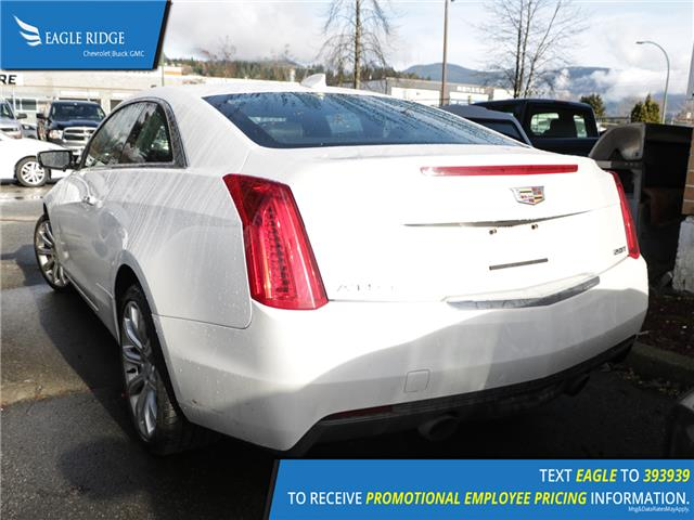 2015 Cadillac ATS 2.0L Turbo (Stk: 155016) in Coquitlam - Image 2 of 4