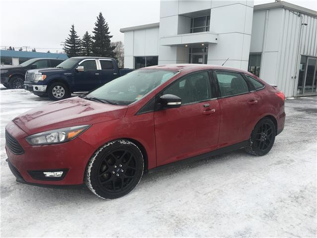 2015 Ford Focus SE (Stk: 9166B) in Wilkie - Image 2 of 21