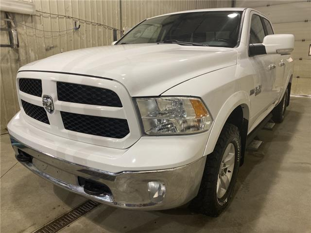 2014 RAM 1500 SLT (Stk: KP032A) in Rocky Mountain House - Image 1 of 25