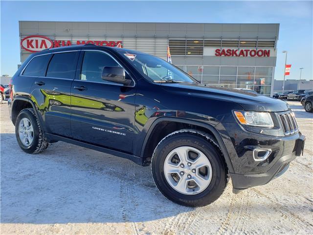 2015 Jeep Grand Cherokee Laredo 1C4RJFAG3FC601963 P4595 in Saskatoon