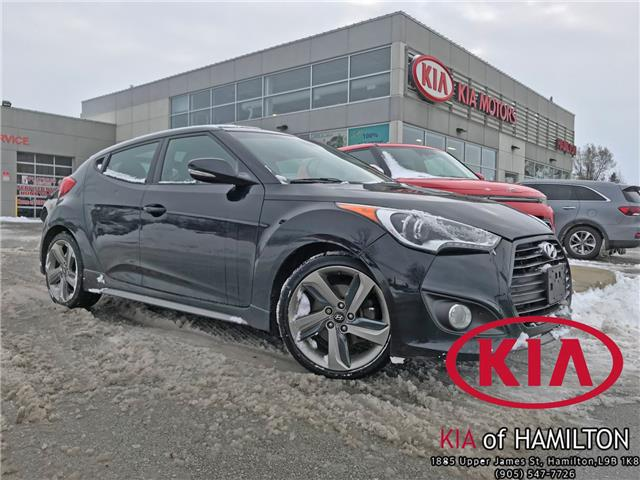 2013 Hyundai Veloster Tech (Stk: ST19014A) in Hamilton - Image 1 of 19