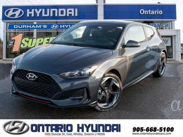 2020 Hyundai Veloster Turbo (Stk: 025968) in Whitby - Image 1 of 20