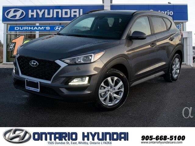 2020 Hyundai Tucson Preferred w/Sun & Leather Package (Stk: 119162) in Whitby - Image 1 of 19