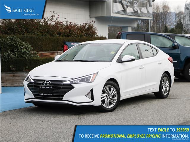 2019 Hyundai Elantra Preferred (Stk: 199845) in Coquitlam - Image 1 of 16