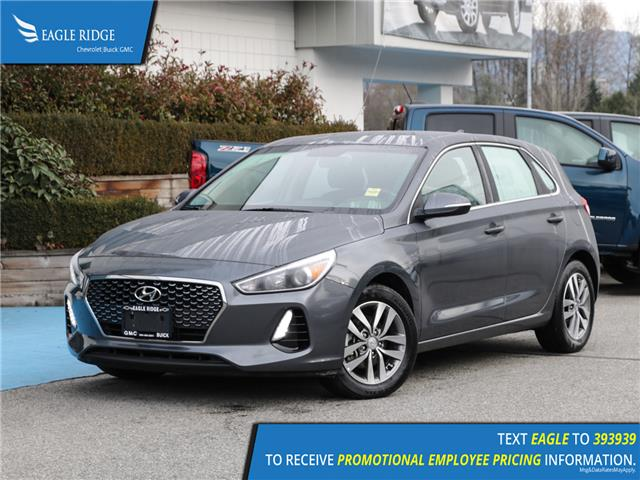 2019 Hyundai Elantra GT Preferred (Stk: 199858) in Coquitlam - Image 1 of 16