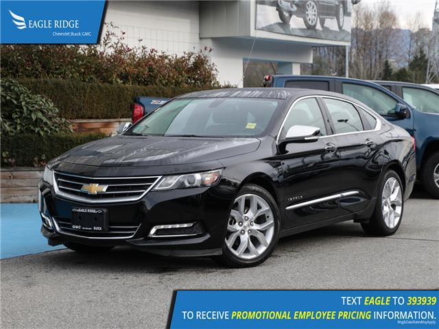 2019 Chevrolet Impala 2LZ (Stk: 199834) in Coquitlam - Image 1 of 17