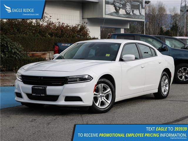 2019 Dodge Charger SXT (Stk: 199960) in Coquitlam - Image 1 of 15