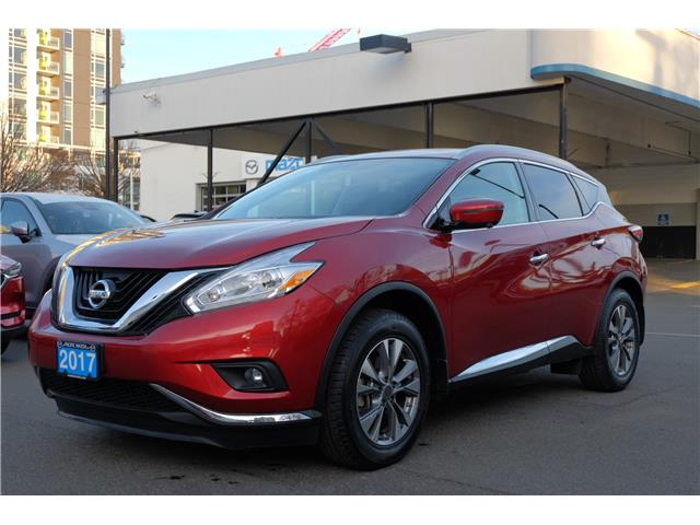 2017 Nissan Murano SL (Stk: 7990A) in Victoria - Image 1 of 20