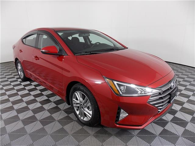 2020 Hyundai Elantra Preferred (Stk: 120-007) in Huntsville - Image 1 of 28