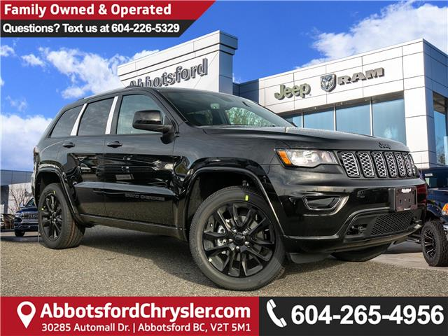 2020 Jeep Grand Cherokee Laredo (Stk: L188800) in Abbotsford - Image 1 of 24