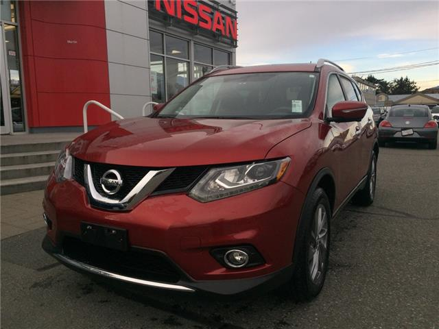 2015 Nissan Rogue SL (Stk: N99-1353A) in Chilliwack - Image 1 of 9