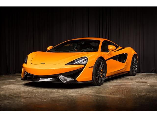 2016 McLaren 570S Coupe  (Stk: MV0316AA) in Calgary - Image 2 of 22