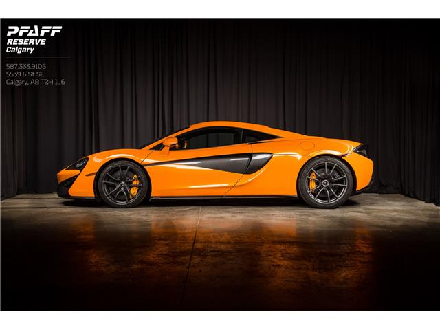 2016 McLaren 570S Coupe  (Stk: MV0316AA) in Calgary - Image 1 of 22