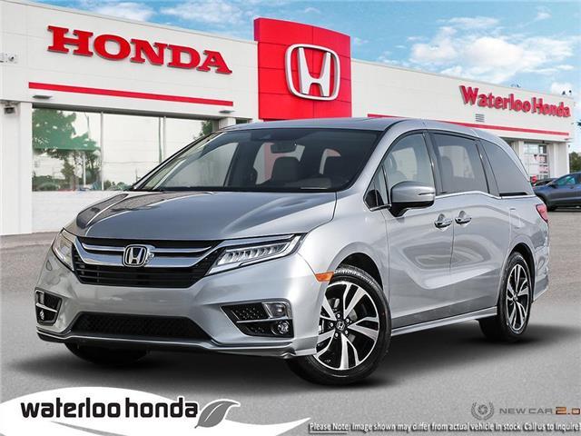 2019 Honda Odyssey Touring (Stk: H6483) in Waterloo - Image 1 of 23