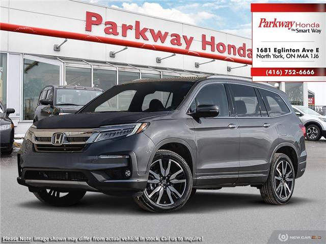2020 Honda Pilot Touring 7P (Stk: 23046) in North York - Image 1 of 23