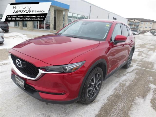 2018 Mazda CX-5 GT (Stk: A0277) in Steinbach - Image 1 of 41