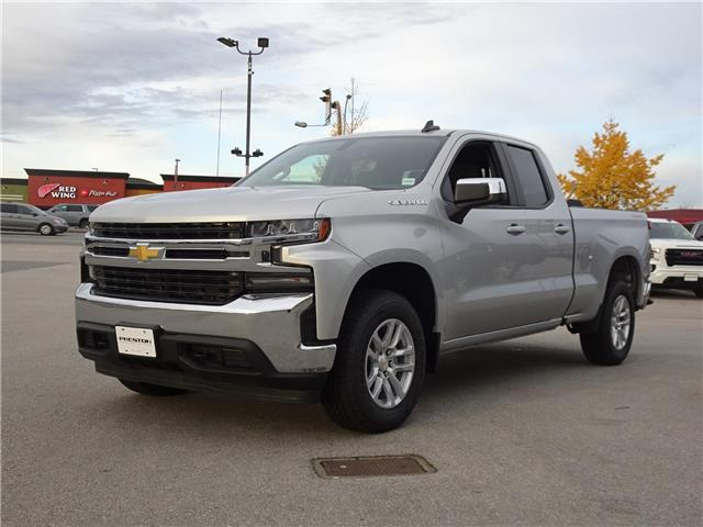 2019 Chevrolet Silverado 1500 LT (Stk: 9016110) in Langley City - Image 1 of 6