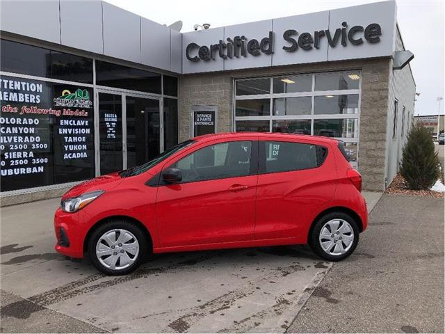 2016 Chevrolet Spark LS Manual (Stk: DK447B) in Blenheim - Image 1 of 14