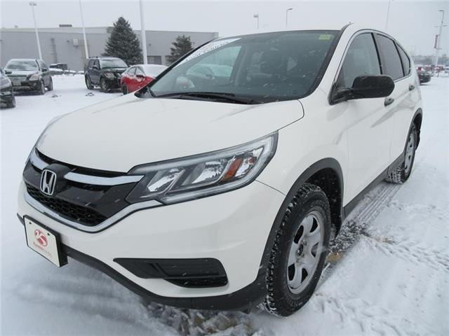 2015 Honda CR-V LX (Stk: K15249A) in Ottawa - Image 1 of 19