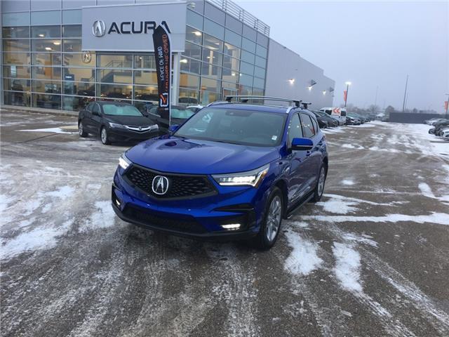 2019 Acura RDX A-Spec (Stk: A4106) in Saskatoon - Image 1 of 19