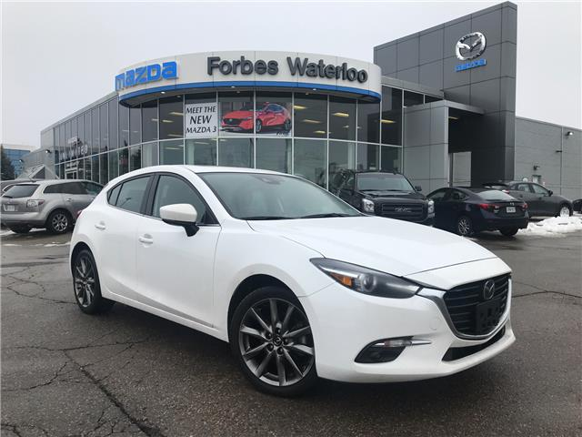2018 Mazda Mazda3 Sport GT (Stk: W2373) in Waterloo - Image 1 of 1