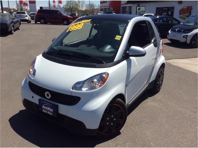 2013 Smart Fortwo  (Stk: A8507) in Sarnia - Image 1 of 28