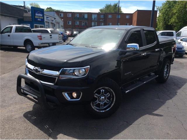 2016 Chevrolet Colorado LT (Stk: A8586) in Sarnia - Image 1 of 30