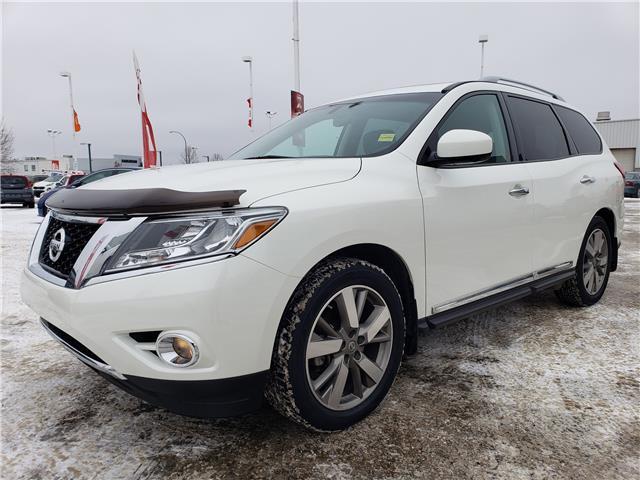 2015 Nissan Pathfinder Platinum (Stk: 40163A) in Saskatoon - Image 2 of 30