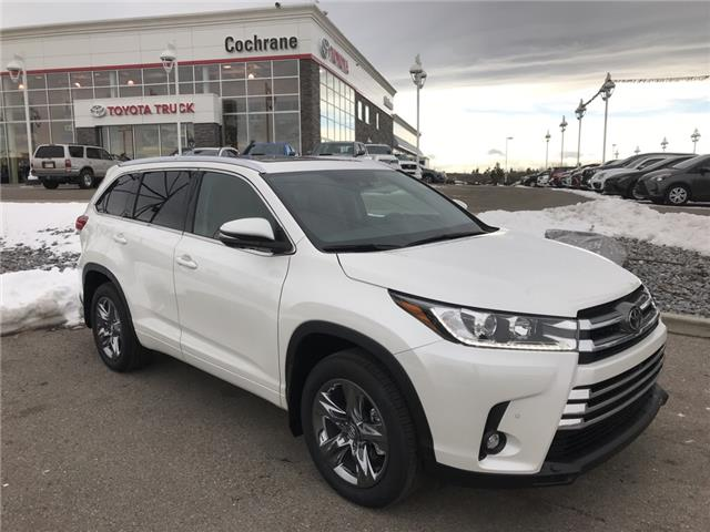 2019 Toyota Highlander Limited (Stk: 190488) in Cochrane - Image 1 of 23