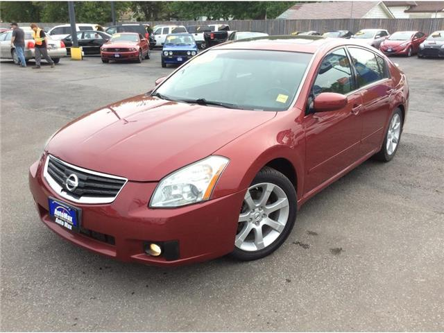 2008 Nissan Maxima SE (Stk: A7840) in Sarnia - Image 1 of 30