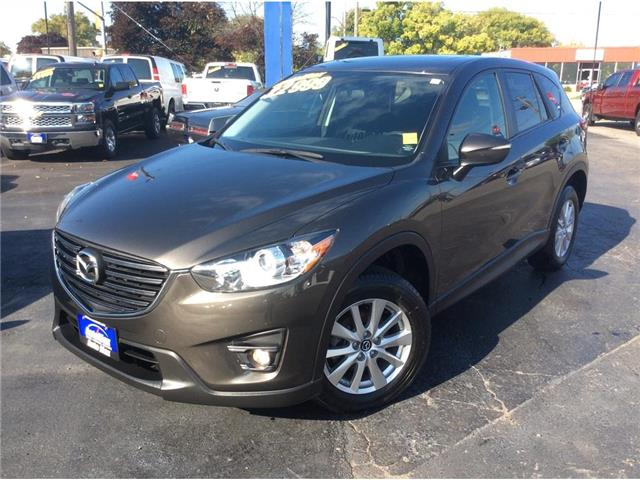 2016 Mazda CX-5 GS (Stk: A8775) in Sarnia - Image 1 of 30