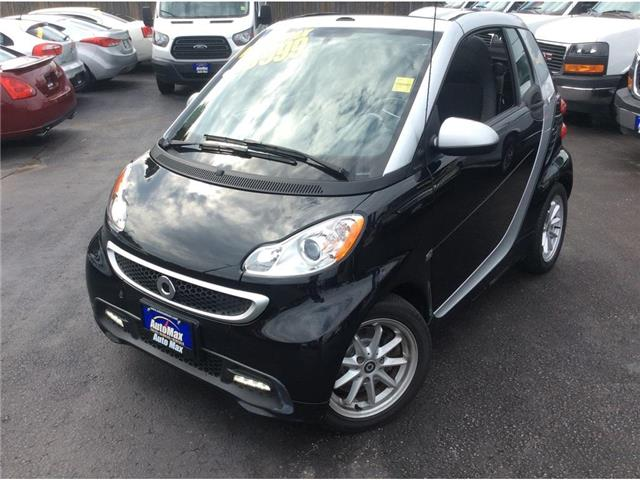 2014 Smart fortwo electric drive Passion (Stk: A8706) in Sarnia - Image 1 of 30