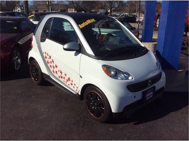 2014 Smart Fortwo  (Stk: A8191) in Sarnia - Image 1 of 26